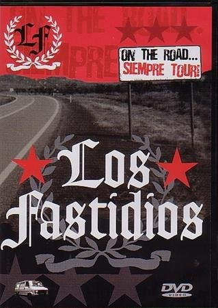 LOS FASTIDIOS - ON THE ROAD...(DVD 2005)
