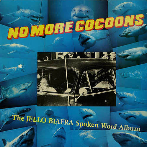 JELLO BIAFRA - No More Cocoons 2LP