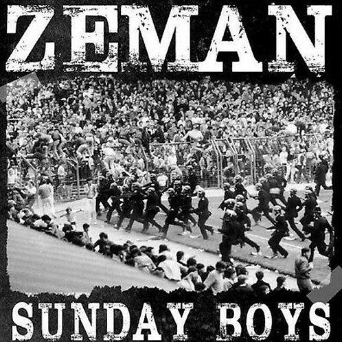 ZEMAN - Sunday Boys LP