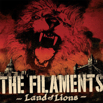 FILAMENTS (THE) - Land Of Lions LP (Red)