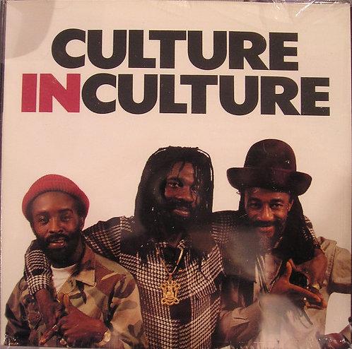 CULTURE - Culture in Culture CD