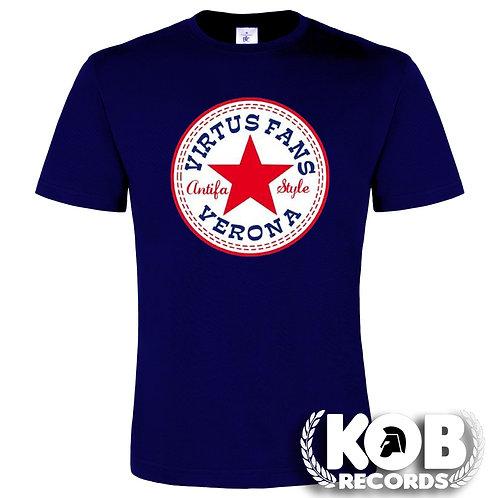 VIRTUS FANS ANTIFA STYLE T-Shirt