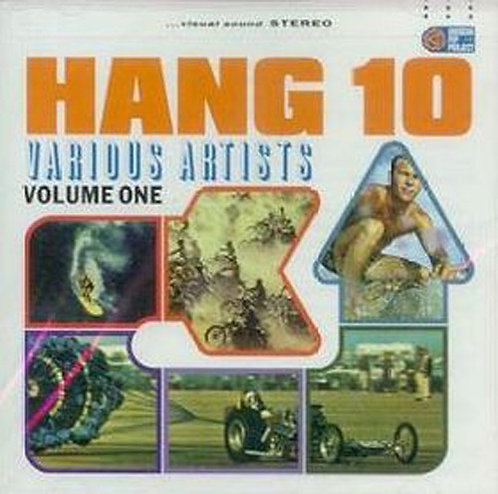 V/A Hang 10: Volume One 10""