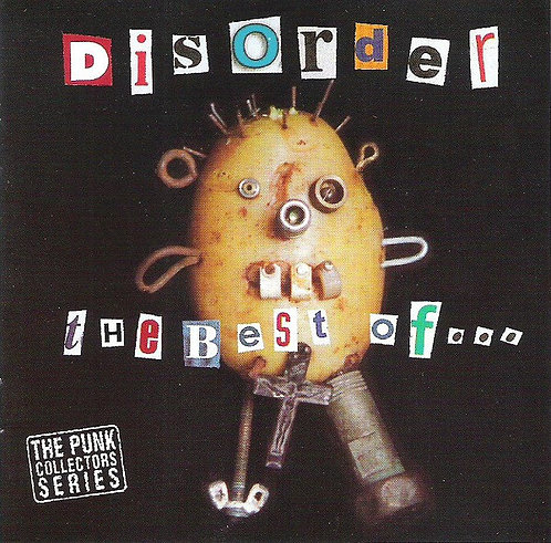 DISORDER - The Best Of ... Disorder CD
