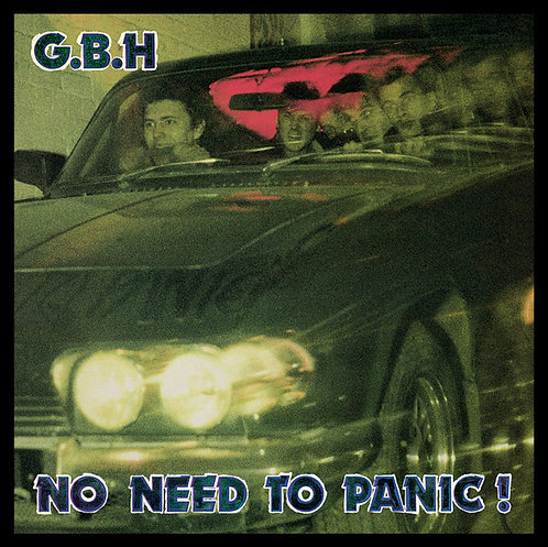 G.B.H. - No need to panic! LP