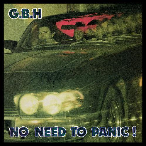 G.B.H. - No need to panic! LP