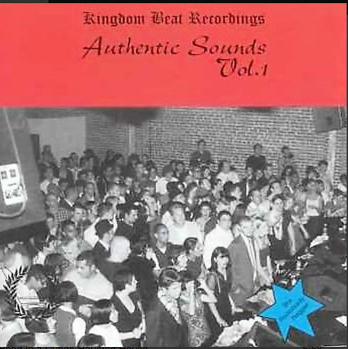 V/A Authentic Sounds Vol.1 CD
