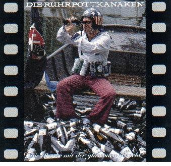 RUHRPOTTKANAKEN (DIE) - Die Barke Mit Der Glasernen LP