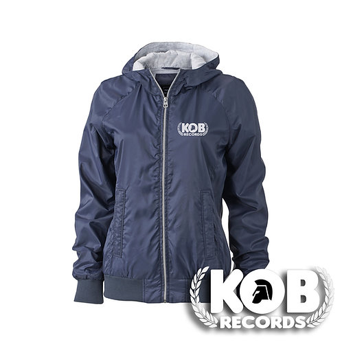 KOB RECORDS Ladies Sports Jacket LIMITED EDITION