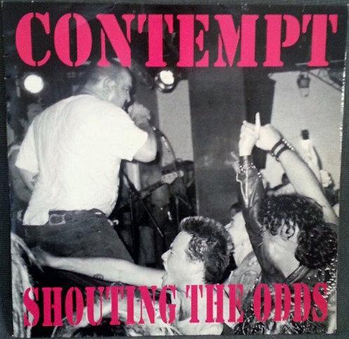 CONTEMPT - Shouting The Odds LP