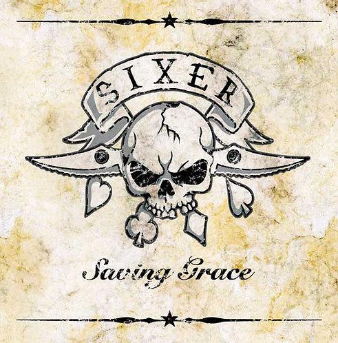 SIXER - Saving grace LP