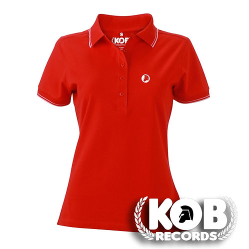 KOB Polo Lady Red