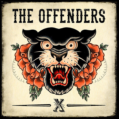 OFFENDERS (THE) - X LP