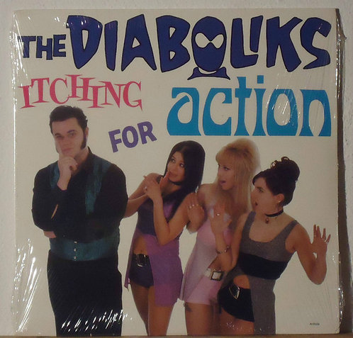 DIABOLIKS (THE) - Itching For Action 10""