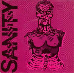 "SANITY ASSASSINS - Sanity Assassins EP 7"""