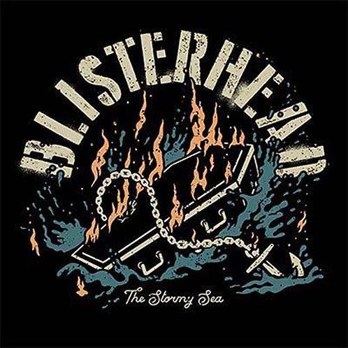 BLISTERHEAD - The Stormy Sea LP (Clear Blue)+CD