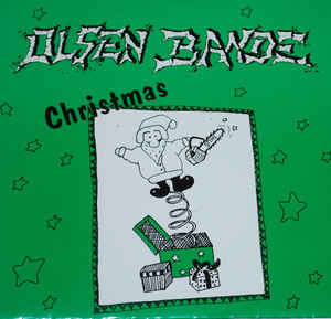 "Copia di OLSEN BANDE - Christmas EP 7"" (Blue)"