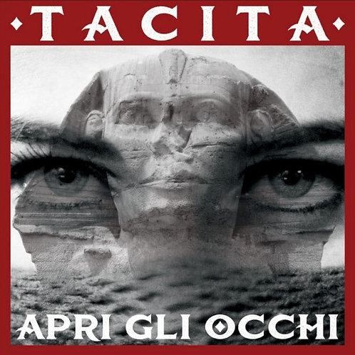 TACITA - Apri Gli Occhi LP+CD