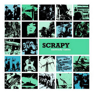 SCRAPY - Unsteady Times LP