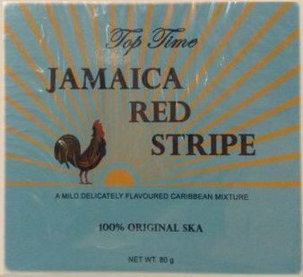 JAMAICA RED STRIPE - Top Time CD