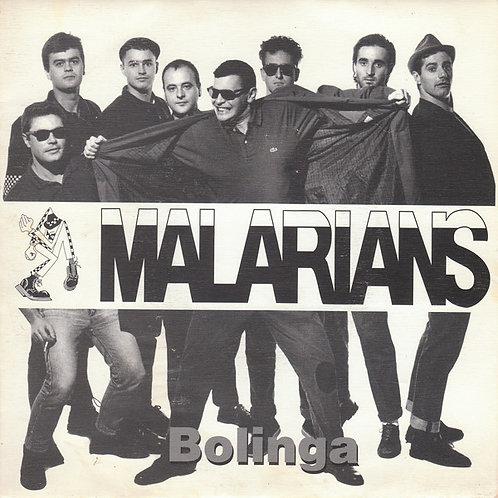"""MALARIANS -  Bolinga EP 7"""""""