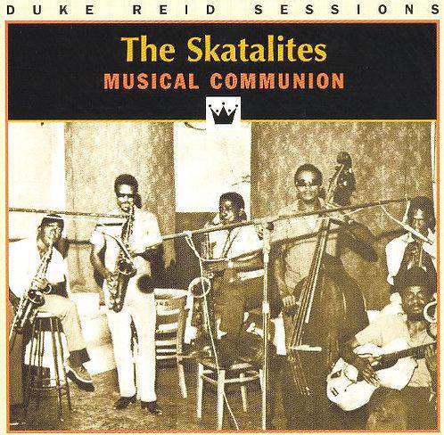 SKATALITES (THE) - Musical Communion CD