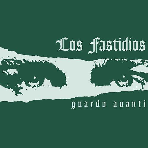 LOS FASTIDIOS - Guardo Avanti LP (Orange)