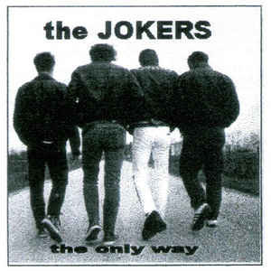 JOKERS (THE) - The Only Way CD