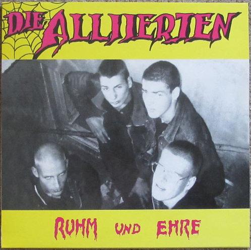 DIE ALLIIERTE - Ruhm Und Ehre LP