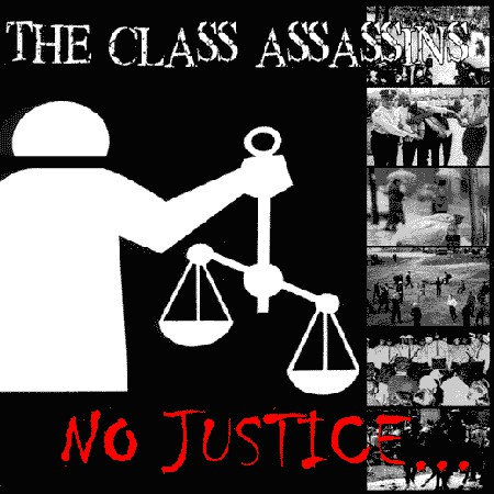 CLASS ASSASSINS (THE) - No Justice... EP 7""