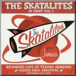SKATALITES (THE) - In orbit Vol. 1 2LP