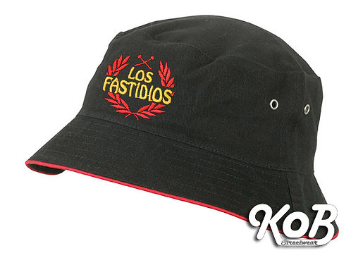 LOS FASTIDIOS Fisherman Hat