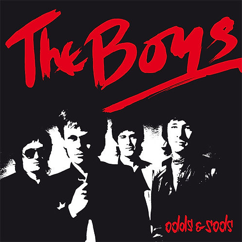 BOYS (THE) - ODdds & Sods LP