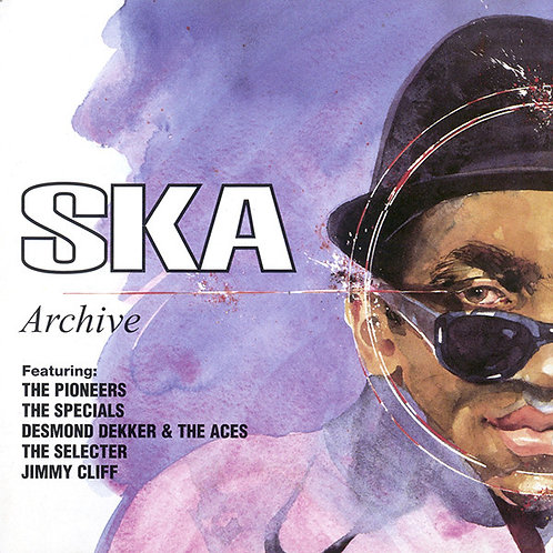 V/A - Archive Ska CD