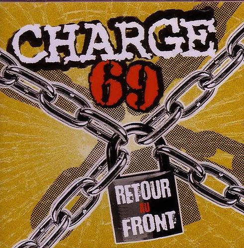CHARGE 69 - Retour Au Front CD