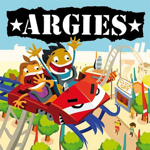 ARGIES - Click Off CD
