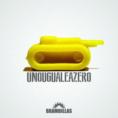 BRAMBILLAS - Carroarmato Volume Uno Uguale A Zero CD