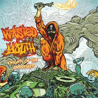 WASTED YOUTH - Knights Of The Oppressed LP