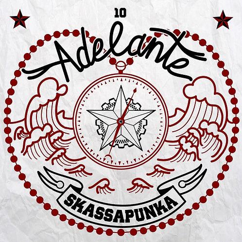 SKASSAPUNKA - Adelante CD