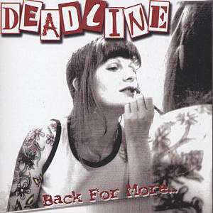 DEADLINE - Back For More... LP