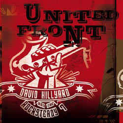 DAVID HILLYARD & THE ROCKSTEADY 7 - United Front CD