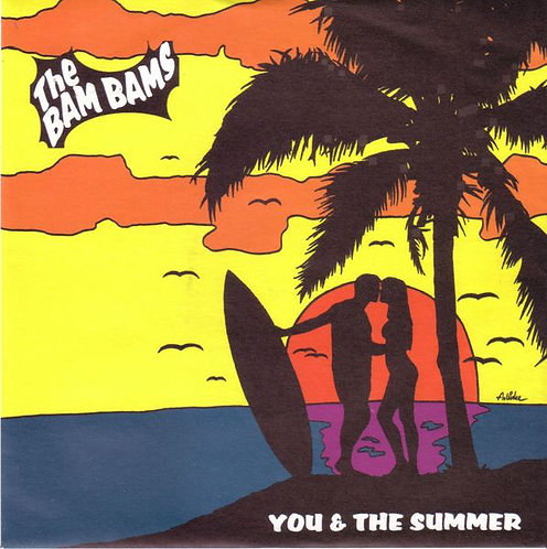 BAM BAMS (THE) - You & The Summer EP 7""