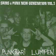 LUMPEN / PUNKINARI – Skins & Punk New Generation Vol. 3 CD
