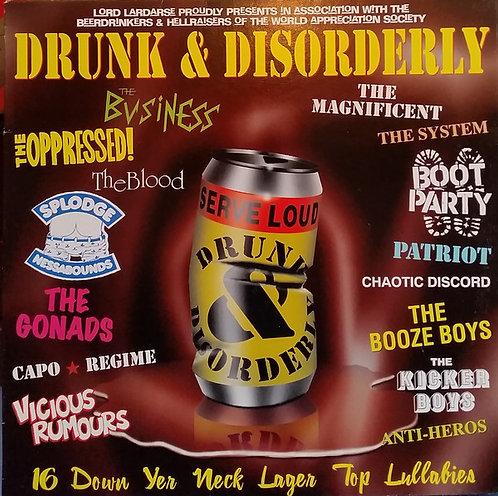 V/A Drunk & Disorderly LP
