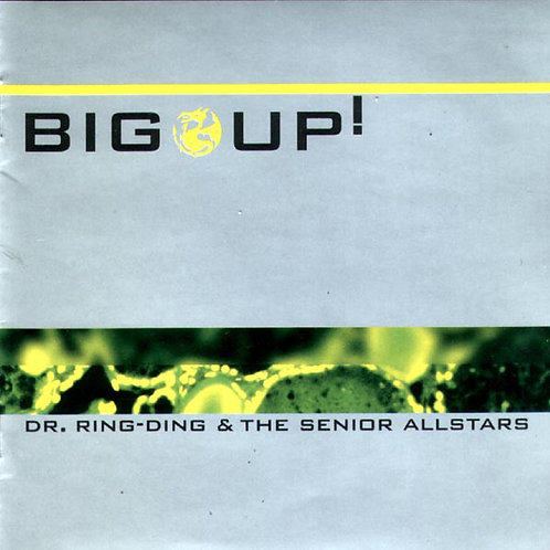 DR RING DING & THE SENIOR ALLSTARS - Big Up! CD