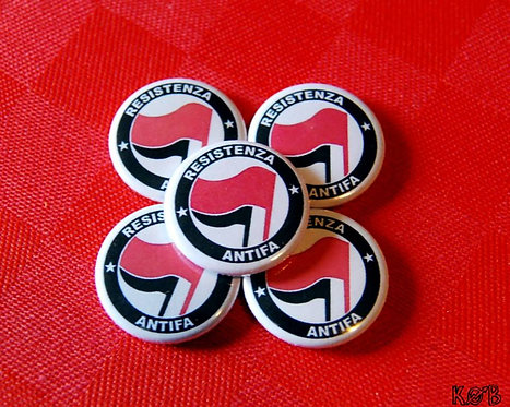 RESISTENZA ANTIFA button