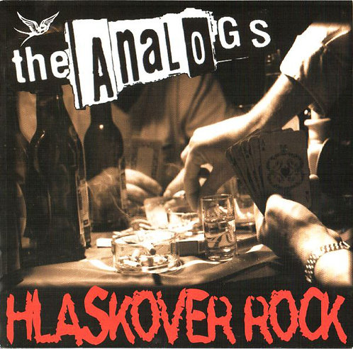 ANALOGS (THE) - Hlaskover Rock CD