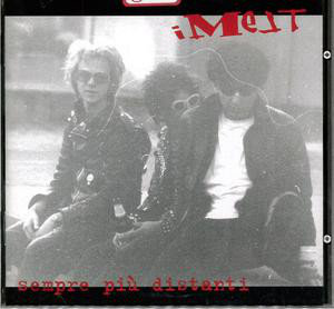 I MELT - Sempre più distanti CD