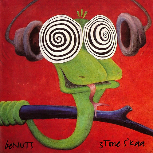 BENUTS - 3 Tone S'kaa CD
