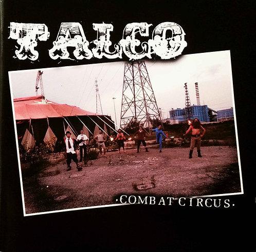 TALCO - Combat Circus CD